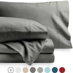 100% Cotton Velvet Flannel Sheet Set - Extra Soft Heavyweigh