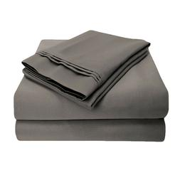 Luxor Style 100% Egyptian Cotton Sheet 800TC ~ Full FITTED O