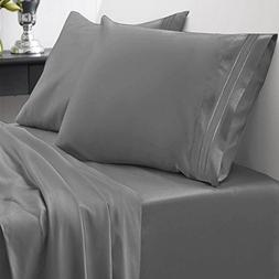 1500 Series Bed Sheet Set - HIGHEST QUALITY Brushed Microfib