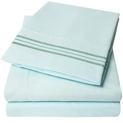 1500 Supreme Collection Bed Sheets - PREMIUM QUALITY BED SHE