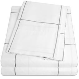 1500 Supreme Collection Bed Sheets - PREMIUM QUALITY 3-PIECE