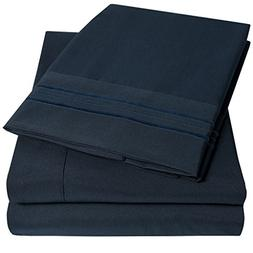 1500 Supreme Collection Extra Soft California King Sheets Se