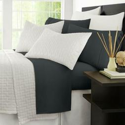 Zen Bamboo 1800 Series Luxury Bed Sheets - Eco-friendly, Hyp