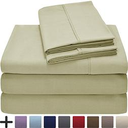 Premium 1800 Ultra-Soft Microfiber Collection Sheet Set - Do
