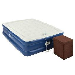 Aerobed 2000014113 Queen Raised Inflatable Air Bed Mattress