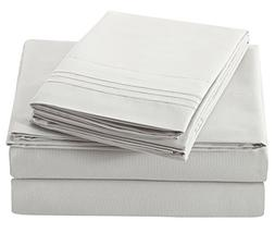 Bluedotsky Bedding - 2100 Luxury Collection - Breathable and
