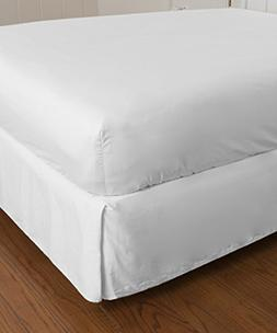 Warm Things Home 300 Egyptian Cotton Sateen Fitted Bottom Sh