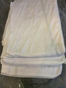 6PK - Fitted Bed Sheets For Twin - Hospital Mattresses Style
