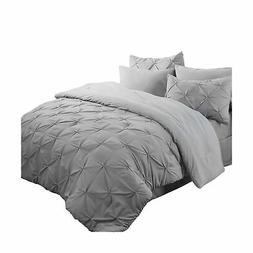 Bedsure 8 Piece Comforter Set Bed in A Bag (Comforter,2 Pill