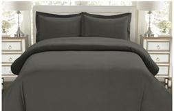HC Collection 1500 Thread Count Queen Egyptian Quality 3 Pie