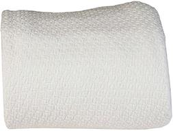 Intradeglobal Luxury Super Soft Cotton Blankets, Full/Queen,