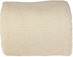 IntradeGlobal Luxury Super Soft Cotton Blankets, King, Taos