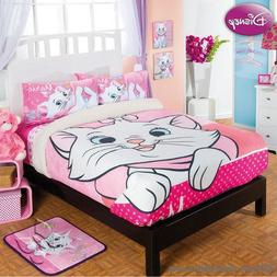 Marie Cat Kitty Disney Comforter Pink Fuzzy Fleece Blanket S