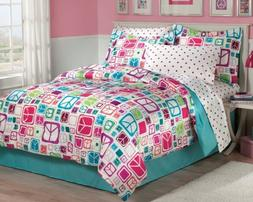 My Room Peace Out Comforter Set Kid's