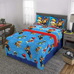 Nickelodeon Paw Patrol Kids Bedding Soft Microfiber Sheet Se