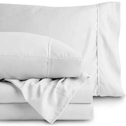 Bare Home Premium 1800 Ultra-Soft Microfiber Collection Shee