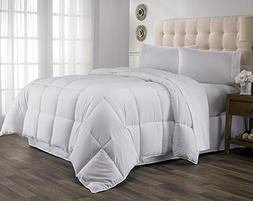 Hanna Kay Luxurious Queen Comforter Down Duvet Cover | Moist