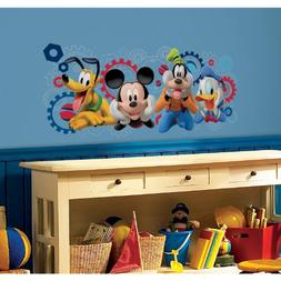 RoomMates Mickey & Friends - Mickey Mouse Clubhouse Capers P
