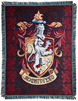 """Harry Potter, """"Gryffindor Shield"""" Woven Tapestry Throw Blank"""
