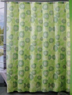 """Victoria Classics' Halo, Dot Polyester Shower Curtain, 72"""" x"""