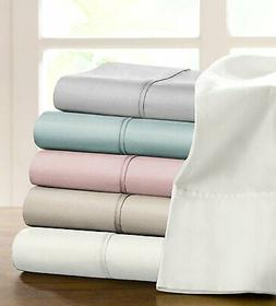 ALL Size Bamboo Bed Sheets Set 6 PCS Deep Pocket - Ultra Sof