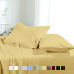 attached solid waterbed sheets super soft