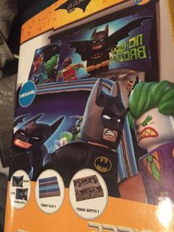 LEGO Batman No Way Brozay Twin Sheet Set