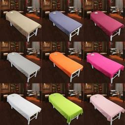 Beauty Massage Elastic Bed Table Cover Salon Spa Couch Sheet