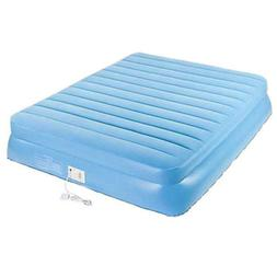 "Aerobed Full Size Air Bed with Built-in 120V Pump, 18.5"" Rai"