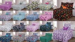 BED IN A BAG COMFORTER SET WITH BED SHEET KIDS TEENS AND A T