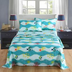 Bed Sheets for Kids Twin Sheets for Kids Girls Boys Bedding
