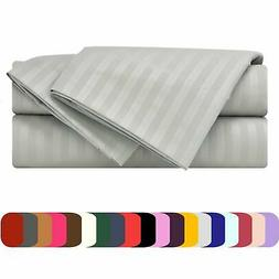 Mezzati Bed Sheets Set Soft and Comfortable Brushed Microfib