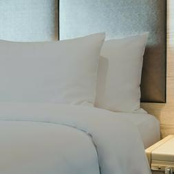 Bed Sheets Soft Hotel Luxury Cool Egyptian Cotton Feel 4 Pie