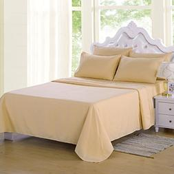 Jml 6-Piece Bedding Up to 18-Inch, Comfortable Brushed Micro