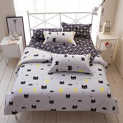 Beddingset Duvet Cover Set One Duvet Cover No Comforter One