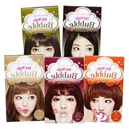 Hot Style Bubble Hair Coloring New RD06 Wine Red