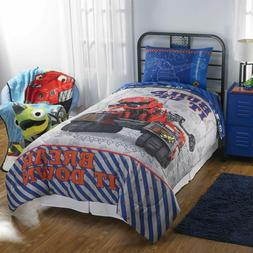 Dinotrux Build It Up Twin Sheets with Twin/Full Comforter 4p