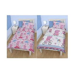 Character Peppa Pig Tweet Rotary Single Duvet Cover