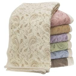 CHRISTMAS SUPER SPECIAL: Cuddly Sherpa Plush Throw -