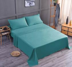 COMFYLIFE BAMBOO PREMIERE 1800 ULTRA SOFT QUEEN BED SHEETS