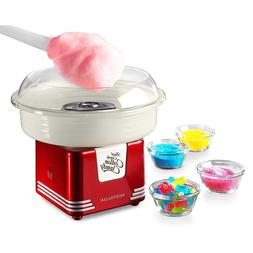 Commercial Nostalgia Cotton Candy Machine Maker Electric Flo