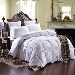 100% Cotton cover and Pure Duck Down filling Comforter Beddi