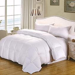 cozyfeather real goose down comforter