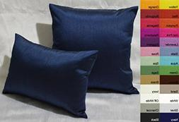Creative Solid Decorative Pillow Cover / Throw Pillow Cover