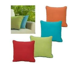 Decorative Pillow - Indoor Or Outdoor Pillow - Red