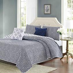 Sweet Home Collection Decorative Fashion Quilt Set Includes