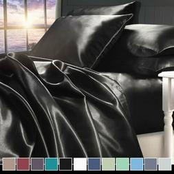 deep pocket 6 piece bed sheet set