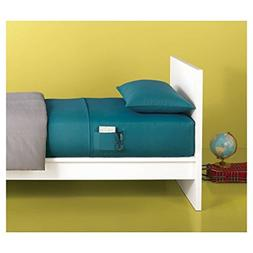 Sheet Set Twin XL Dorm Bed Fitted And Flat Sheets Pillowcase