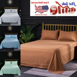 egyptian comfort 1800 count 4 piece bed