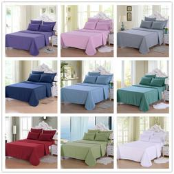 Egyptian Comfort 3000 Count 4/6 Piece Deep Pocket Bed Sheet